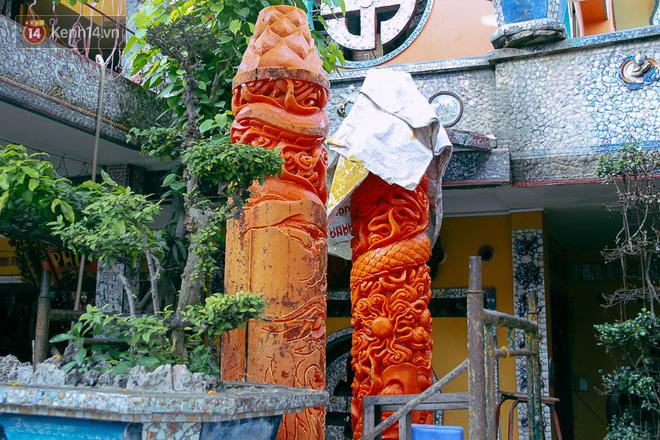 Gặp người chế tác cặp nến 'khủng' nặng cả tấn lập kỷ lục Guinness Việt Nam, được bán với giá 300 triệu đồng 1