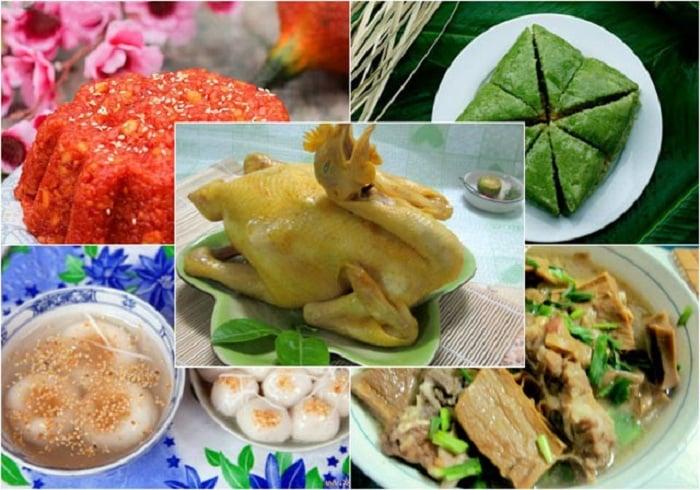 Mâm cỗ cúng rằm tháng Giêng gồm những món ăn gì? 2