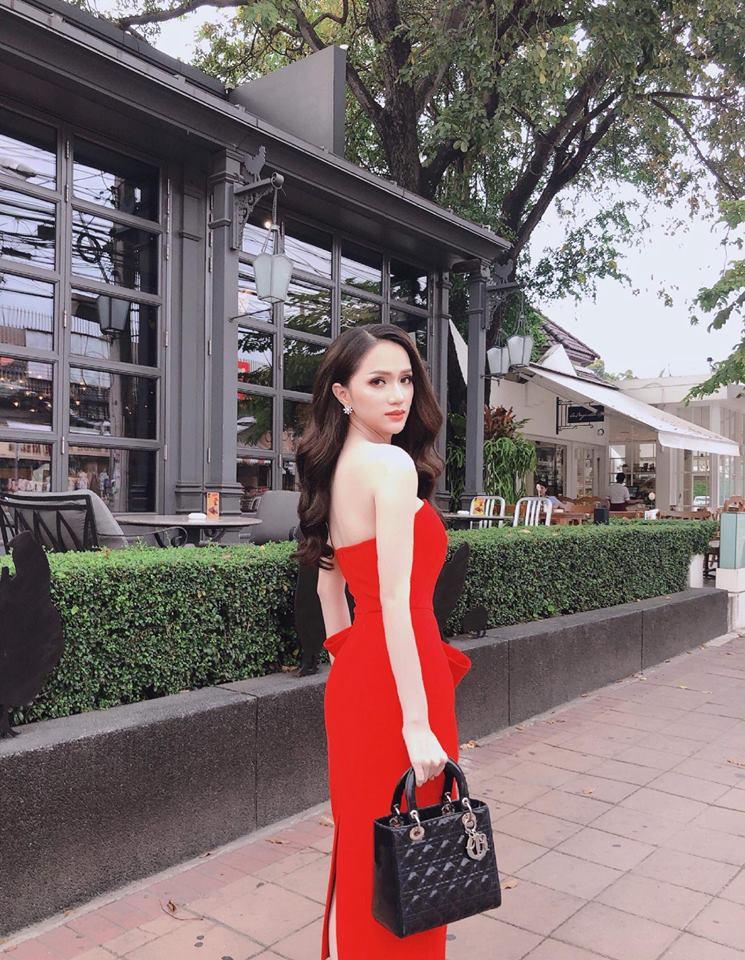 Khoảnh khắc hậu trường bất ngờ hot khiến Hương Giang nên