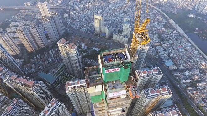 Toàn cảnh tòa tháp 81 tầng cao nhất Việt Nam của Vingroup 4