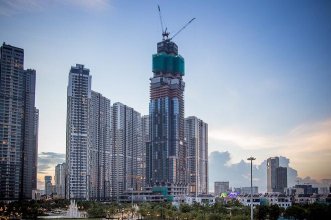 Toàn cảnh tòa tháp 81 tầng cao nhất Việt Nam của Vingroup 1