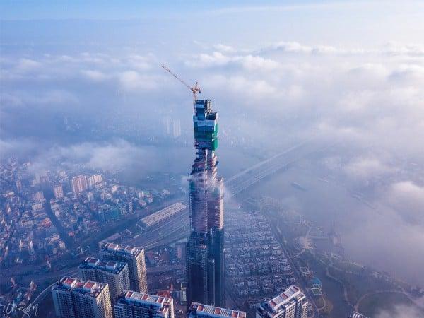 Toàn cảnh tòa tháp 81 tầng cao nhất Việt Nam của Vingroup 3