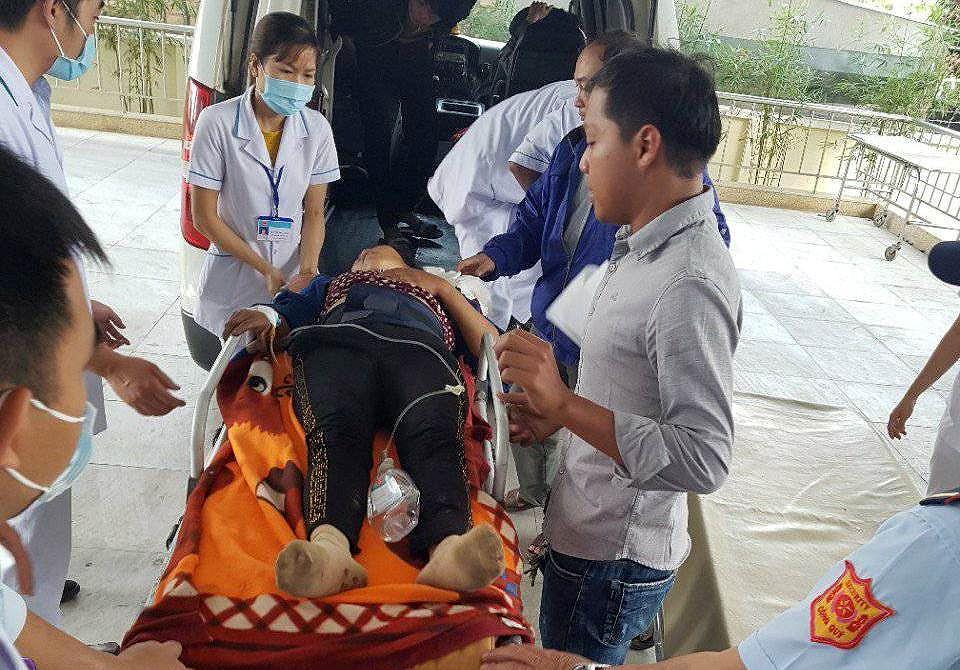 Thông tin mới nhất về vụ xe khách lao xuống vực khiến 20 người thương vong 1