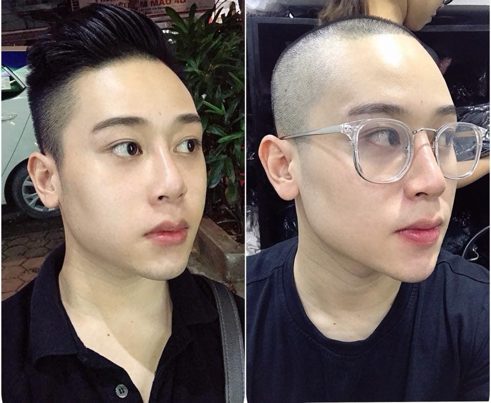 Đi cắt đầu cua để chuẩn bị nhập ngũ, hàng loạt thanh niên phát hiện ra mình đẹp trai 2