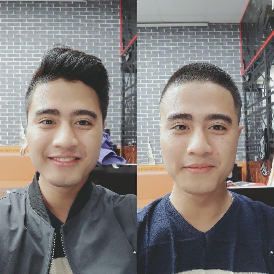 Đi cắt đầu cua để chuẩn bị nhập ngũ, hàng loạt thanh niên phát hiện ra mình đẹp trai 3