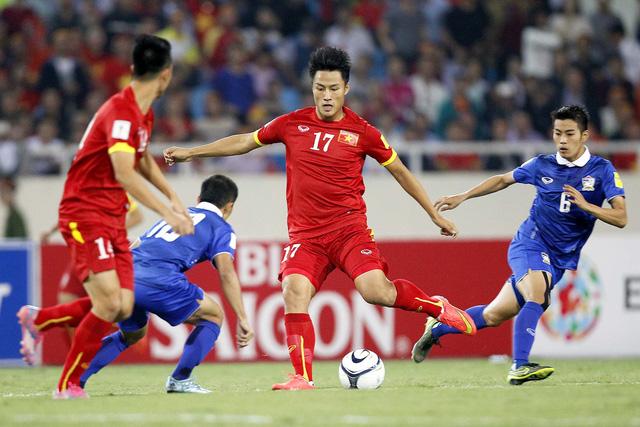 Hình ảnh Đội tuyển Việt Nam là nhóm hạt giống số 1 tại AFF Cup 2018 số 1