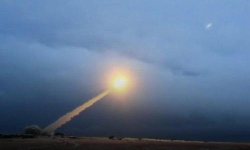 Mỹ nhảy dựng vì Putin công bố tên lửa hạt nhân