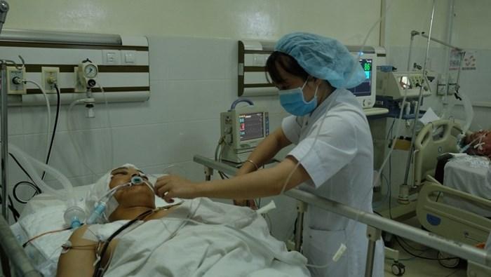 Thêm 1 nạn nhân nguy kịch trong vụ tai nạn xe ben tông hàng loạt ở TP.HCM 2