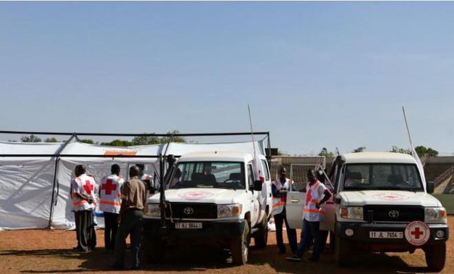 Đại sứ quán Pháp ở Burkina Faso bị tấn công khủng bố, nhiều người thiệt mạng 2