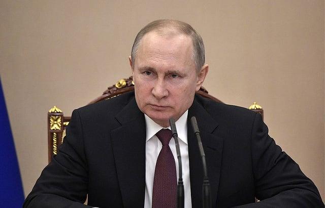Putin tuyên bố không dẫn độ công dân Nga bị tố can thiệp bầu cử Mỹ 1