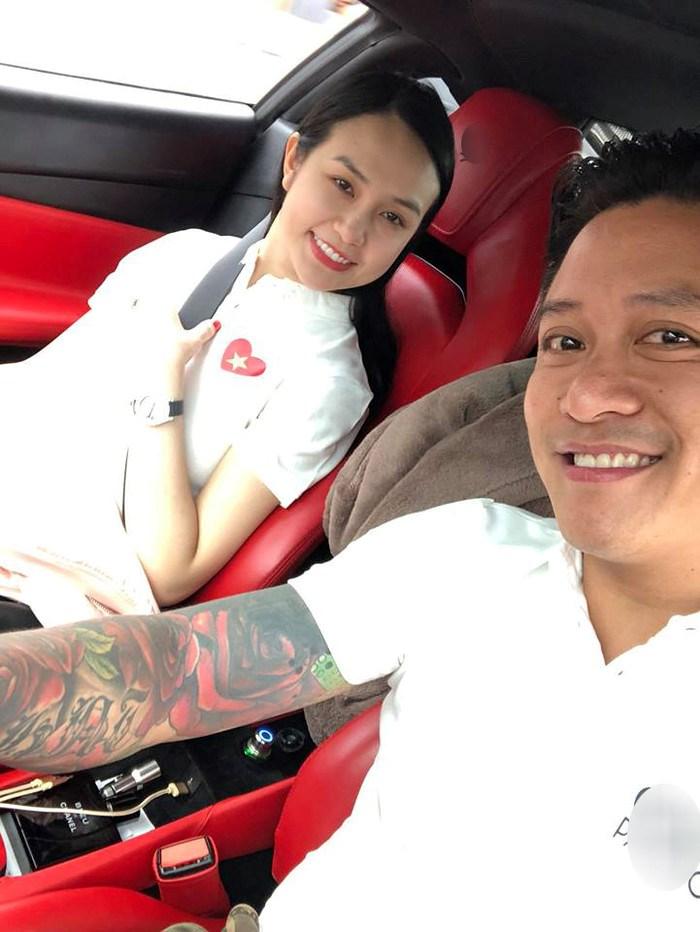 Vợ chồng Tuấn Hưng đem siêu xe 16 tỷ gia nhập hội đam mê tốc độ với Cường đô la 1