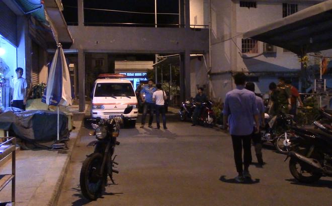 Phát hiện thi thể người phụ nữ tử vong trên tầng 5 khu nhà ở an sinh xã hội 1