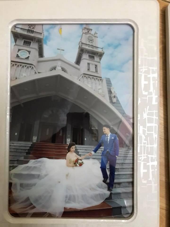 Studio bị tố chụp ảnh cưới quá xấu, gây sóng gió cho hôn lễ của đôi bạn trẻ 4