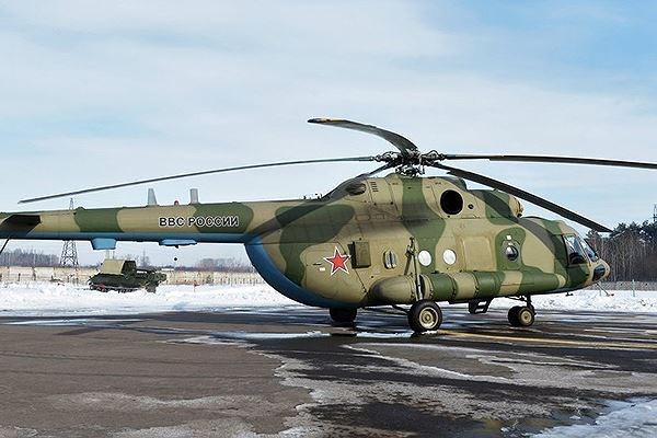 Trực thăng an ninh Nga rơi tại Chechnya, ít nhất 5 người thiệt mạng 1
