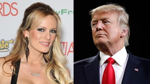Tổng thống Mỹ Trump bị sao phim khiêu dâm khởi  kiện 1