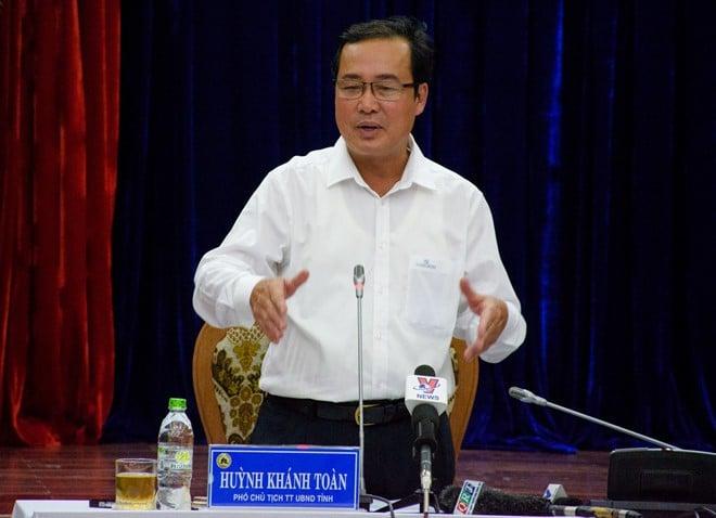 Thủ tướng kỷ luật cảnh cáo Chủ tịch, Phó Chủ tịch UBND tỉnh Quảng Nam 2
