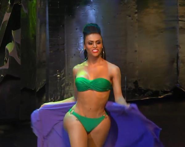 Đối thủ của Hương Giang tại vòng bikini: Thí sinh Colombia lộ vòng 3 dị dạng, người đẹp Nepal bụng to như mang bầu 2