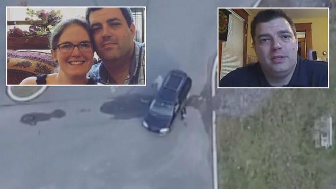 Nghi ngờ vợ ngoại tình, chồng dùng hẳn flycam theo dõi và nhận cái kết buồn cho cuộc hôn nhân 4
