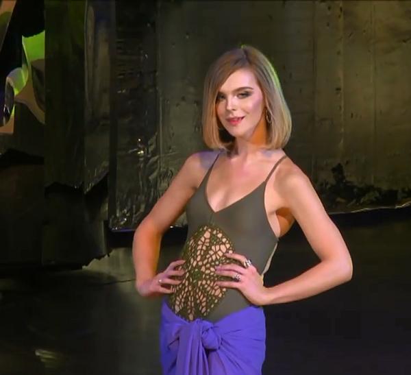 Đối thủ của Hương Giang tại vòng bikini: Thí sinh Colombia lộ vòng 3 dị dạng, người đẹp Nepal bụng to như mang bầu 7