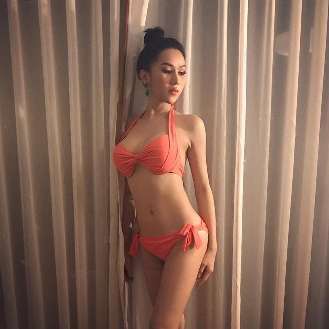 Loạt nhan sắc quá nóng bỏng tại Hoa hậu chuyển giới, Hương Giang Idol liệu có cửa? 5