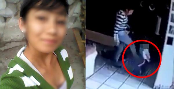 Phẫn nộ cảnh người giúp việc đánh đập, hành hạ dã man hai bé sinh đôi 1