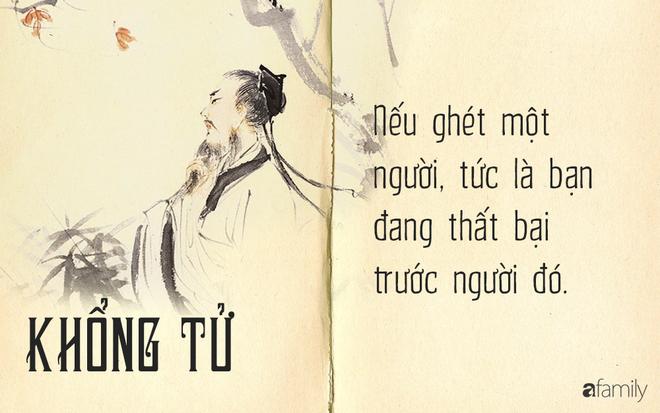 10 lời răn dạy quý hơn vàng của Đức Khổng Tử sẽ thay đổi cuộc đời bạn, điều số 4 khiến ai nấy đều gật gù - Ảnh 2.