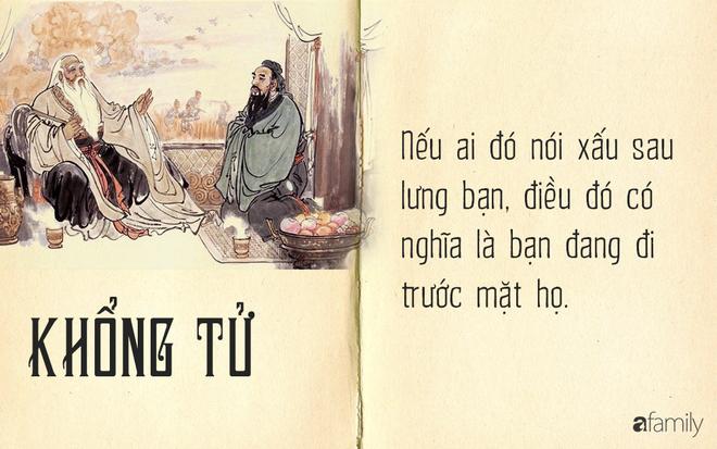 10 lời răn dạy quý hơn vàng của Đức Khổng Tử sẽ thay đổi cuộc đời bạn, điều số 4 khiến ai nấy đều gật gù - Ảnh 4.