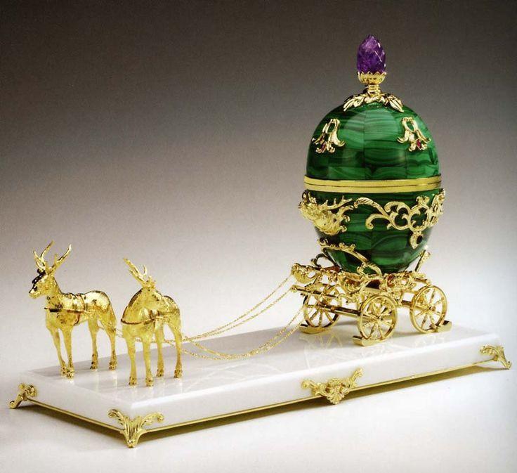 Cuộc tìm kiếm quả trứng Faberge bí ẩn trị giá 30 triệu bảng Anh: Hàng trăm năm, vẫn không ai biết chính xác nó ở đâu 2