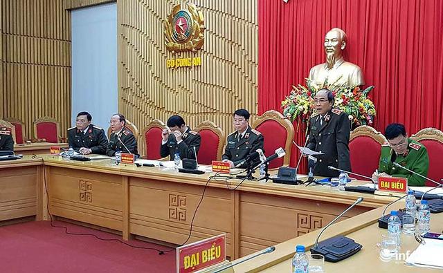 Ban bí thư: Đường dây đánh bạc, rửa tiền 1.000 tỷ ở Phú Thọ liên quan cán bộ công an 1