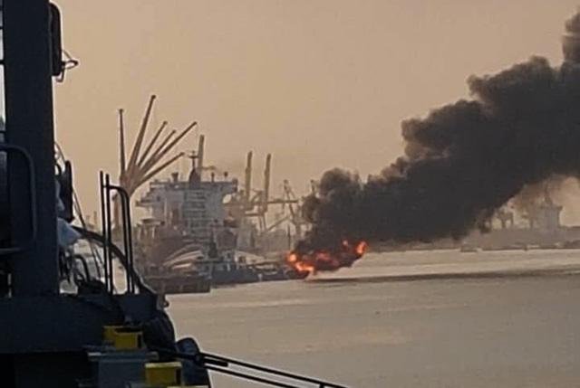 Công điện của Thủ tướng về sự cố cháy tàu chở dầu tại Hải Phòng 1