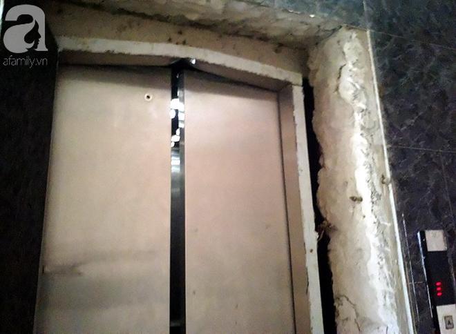 """Hà Nội: Thang máy chung cư gặp sự cố """"nhốt"""" một phụ nữ bên trong gần 1 giờ đồng hồ 4"""