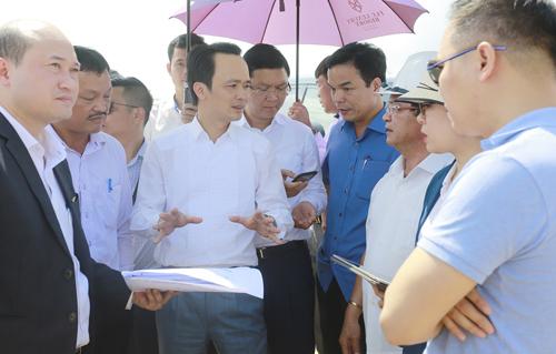 """Hình ảnh Tập đoàn FLC sẽ triển khai """"siêu"""" dự án 3.890 ha tại Quảng Ngãi số 4"""