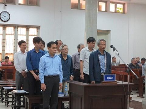 Hình ảnh Vụ 18 lần vỡ ống nước sông Đà: Trưởng ban QLDA nhận án 2 năm tù số 1
