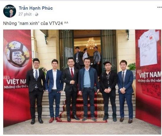 Hình ảnh BTV Quang Minh lần đầu xuất hiện sau 6 tháng cưới vợ xinh như hoa hậu số 3
