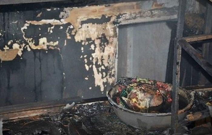 Hiện trường vụ cháy biệt thự cổ ở Đà Lạt khiến 5 người chết 5