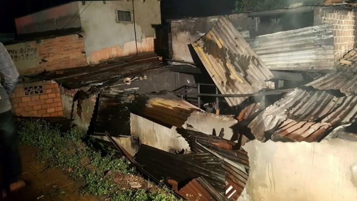 Hiện trường vụ cháy biệt thự cổ ở Đà Lạt khiến 5 người chết 4