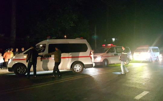 Hiện trường vụ cháy biệt thự cổ ở Đà Lạt khiến 5 người chết 6