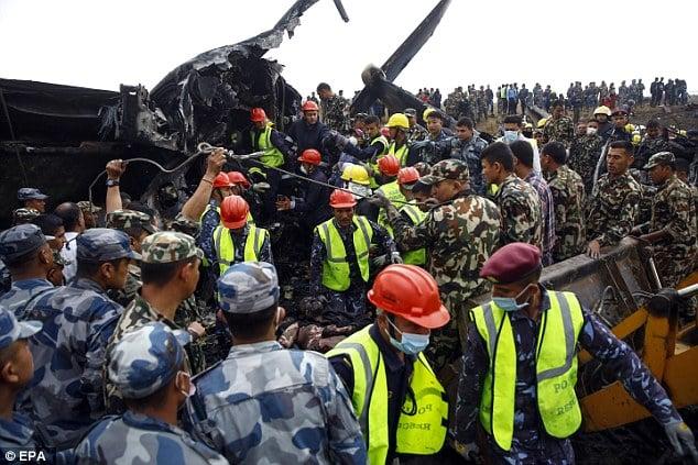 Hé lộ sai lầm thảm họa khiến máy bay vỡ tan, 49 người thiệt mạng 2