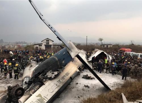 Hình ảnh Hé lộ sai lầm thảm họa khiến máy bay vỡ tan, 49 người thiệt mạng số 1