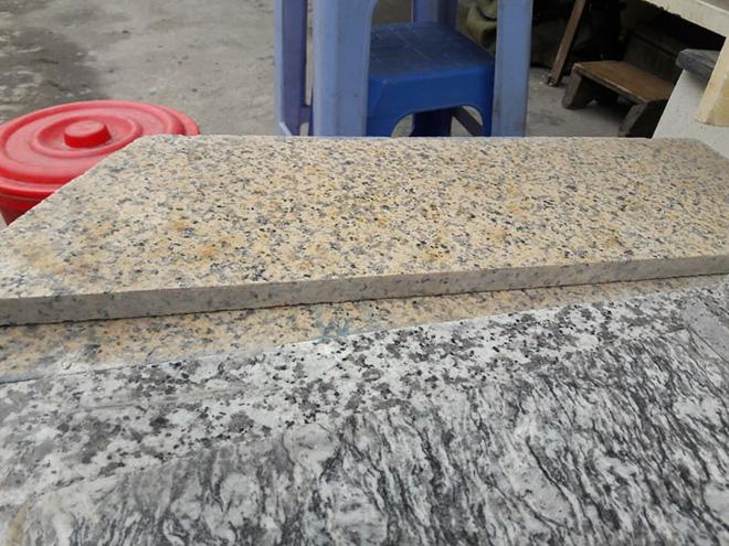 Đá granite Bình Định được tư vấn lát vỉa hè Hồ Gươm có giá cực đắt 1