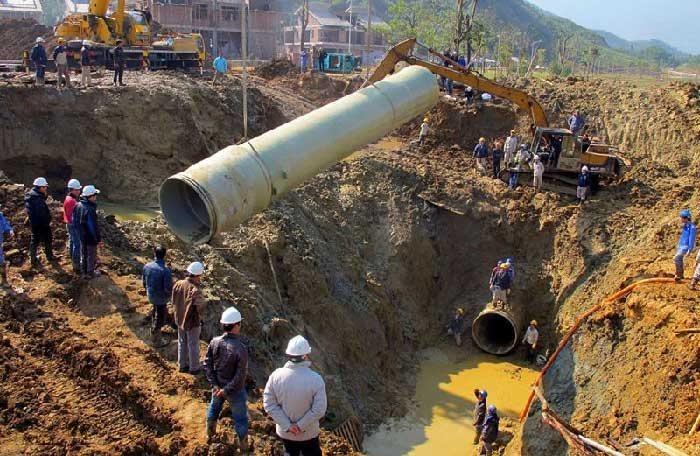 Hình ảnh Vụ 18 lần vỡ ống nước sông Đà: Trưởng ban QLDA nhận án 2 năm tù số 2