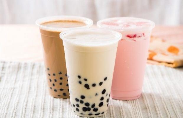 Uống nhiều trà sữa và bụng béo như mang bầu, cô gái trẻ bị bạn trai chia tay phũ phàng - Ảnh 2.