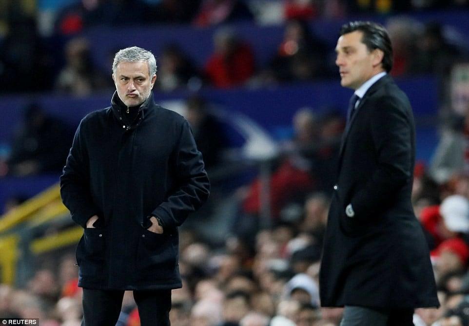 Man Utd nhạt nhòa, bị đá văng khỏi Champions League 10