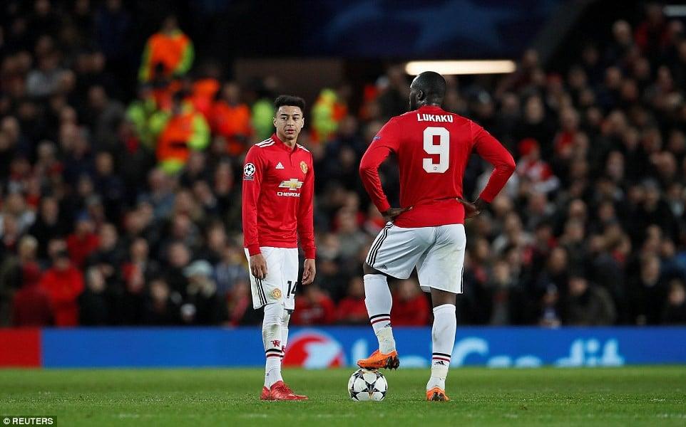 Man Utd nhạt nhòa, bị đá văng khỏi Champions League - Ảnh 2.