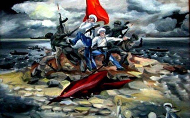 Gạc Ma 1988: Trung Quốc rất mạnh, nhưng chúng ta rất dũng cảm và sáng suốt 3