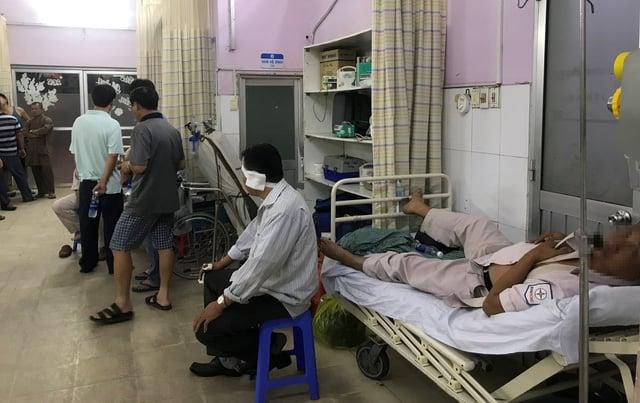 Bốn nhân viên điện lực bị truy đánh tới tận bệnh viện khi kiểm tra công tơ điện nghi có gian lận 2