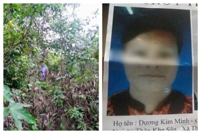 Hình ảnh Thông tin mới nhất vụ 2 bố con vào rừng lấy mật bị hàng xóm sát hại dã man số 1