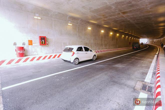 Hình ảnh Cận cảnh nút giao thông 3 tầng thứ hai ở Sài Gòn sau khi thông xe hầm chui hơn 500 tỉ đồng số 11