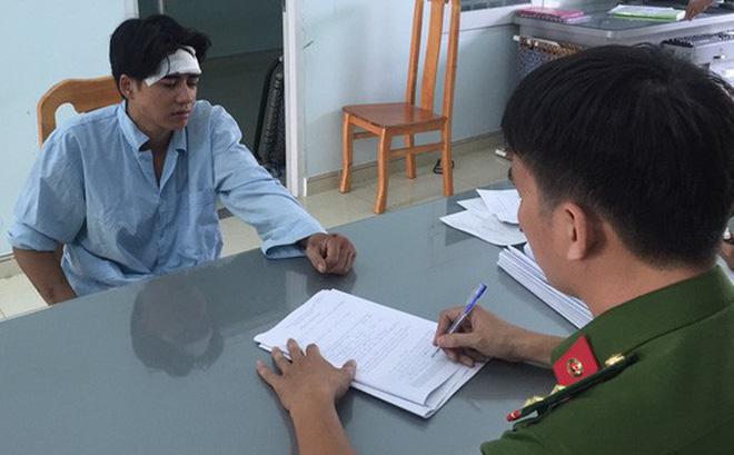 Hình ảnh Nam thanh niên tông CSGT ở Sài Gòn bất tỉnh khai gì? số 1