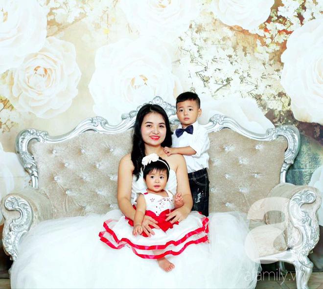 Xót xa câu chuyện vợ trẻ sinh con khi chồng đã mất và bức ảnh ghép